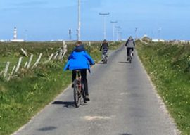 Bike Hire on North Ronaldsay